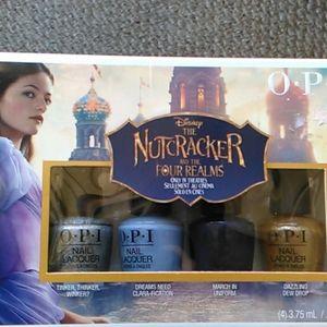Disney Nutcracker 4 Realms OPI Mini Polish
